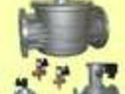 Электромагнитный клапан MADAS (Italy), DN15-DN300
