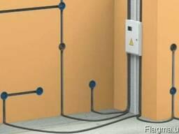 Электромонтаж «под ключ» или «частично»