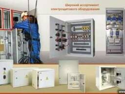 Электромонтажные работы, проводка, освещение Одесса
