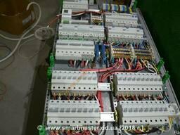 Электромонтажные работы в частных домах и квартирах в Одессе