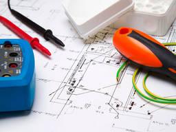 Электромонтажные услуги: проектирвоание, монтаж в Харькове