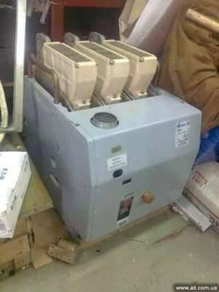 Электрон Э25С 2500А, Э 25 С, Автоматический выключатель Э25С