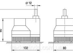 Электронасос для фонтанов и декоративных горок FSP 1125A Sprut