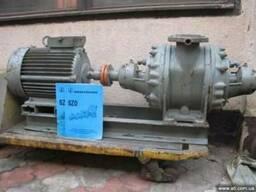 Насос вакуумный Sigma 80-SZO-RLP (аналог ВВН-3; ВВН-6 и др