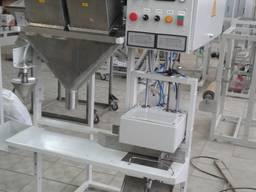 Электронно-весовой дозатор для фасовки в пакет дой-пак