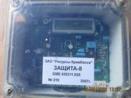Электронное реле защиты двигателя Защита-8