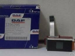 Єлектронный блок системы оповещений(дисплей) DAF