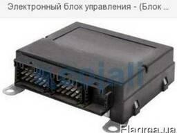 Электронный блок управления - Блок ECAS 4x2. daf 105