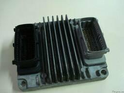 Электронный блок управления двигателем Авео-3