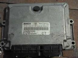 Электронный блок управления двигателем Fiat Ducato 2. 8 JTD