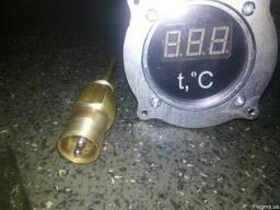 Электронный манометр температуры и давления