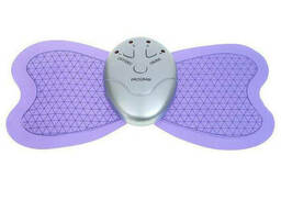 Миостимулятор бабочка электронный XFT-1002B Butterfly Small Фиолетовый (513-01)