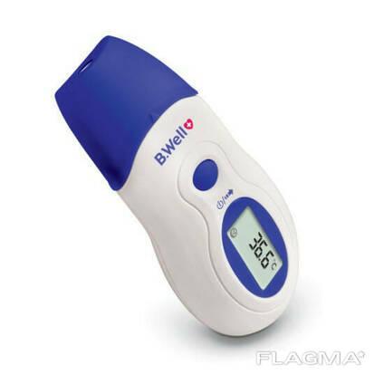 Электронный медицинский инфракрасный термометр. ..