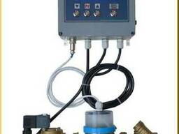 Электронный промышленный дозатор воды и жидкостей Serv_W21