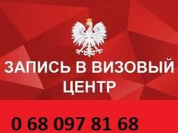 Электронный сбор документов на Визу в Посольство. Виза