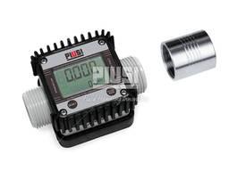 Электронный счетчик для ad-blue ( мочевины, карбамида, воды ) К24 UREA (6-100л/мин) F00407