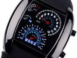 Электронные часы спидометр Skmei Speedometr