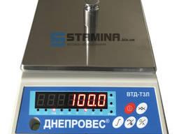 Электронные фасовочные весы ВТД-Т3Л