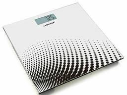 Электронные персональные весы белые Aurora 4314AU