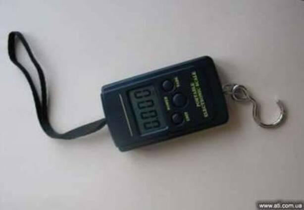 Электронные весы (кантер), точность 10 г, купить в Украине,