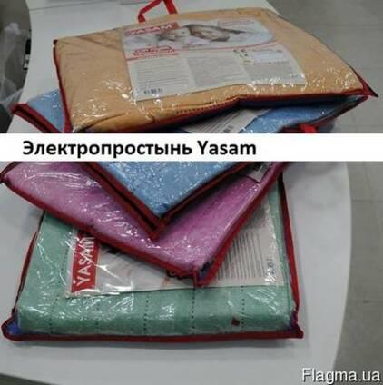 Электропростынь Yasam, Турция (160*120 см. ) - согревающая пр