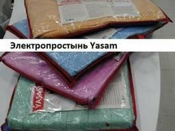 Электропростынь Yasam, Турция (160*120 см.) - согревающая пр