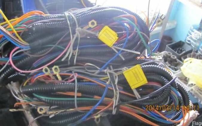 Электропроводка для кабины трактора юмз мтз