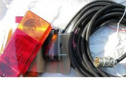 Электропроводка для тракторных прицепов