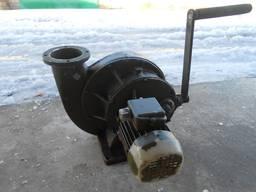 Вентилятор электроручной тип эрв-49