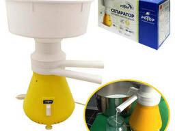 Молочный электрический бытовой сепаратор Ротор (55 л/ч)