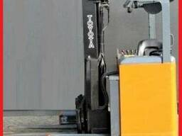 Электроштабелер (Ричтрак) Toyota 6-FBRE16, 5. 5 м, АКБ 2015