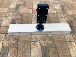 Электрошвабра укладка / пайка резиновой крошки Электрорейка / гладилка