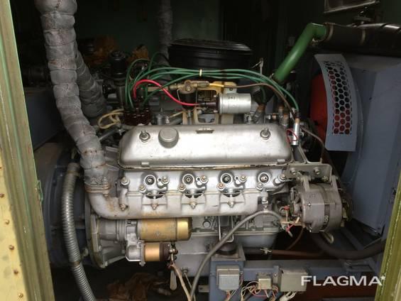 Электростанция 30кВт ДГФ82-4 двигатель ГАЗ-53/ЗМЗ-41 дизель-генератор