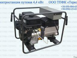 Электроагрегат АБ4-Т230-Ж