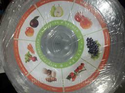 Электросушилка для фруктов и овощей Нептун (6 лотков)