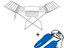 Электросушилка раскладная Сушилка для обуви