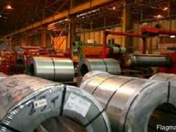 Трансорматорная сталь 0. 35 х 1250мм