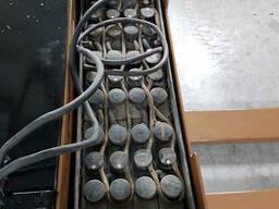 Электротележка Still EGU20S, 2001г, 4743м/ч, 2т, с подножк - фото 5