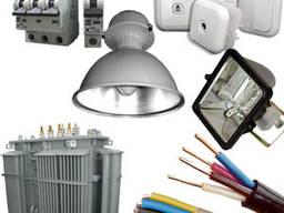 Электротовары, кабельно-проводниковая продукция