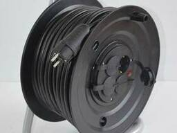 Электроудлинитель 25м 3х2, 5мм