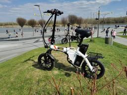 Электровелосипед El-Future NANO 300W 48V 11,3AH