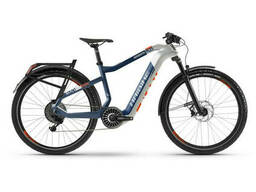 """Электровелосипед Haibike Xduro Adventr 5.0 i630Wh 11 s. NX 27.5"""", Carbon, рама L. .."""