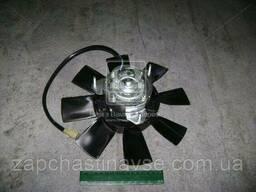 Электровентилятор охл. радиатора ВАЗ 2103-08-09, ГАЗ 3110. ..