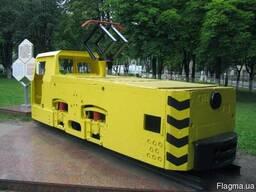 Электровоз шахтный К 10