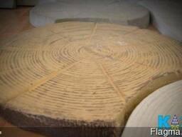 Элемент мощения Спил бетонный Пенёк от производителя