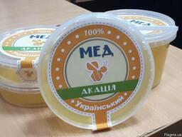 Элитный мед, монофлорный Акация 0,5 кг.