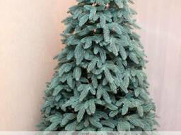 Литая ель Премиум голубая , высота 3, 5 м