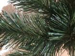 Елка новогодняя зеленая искусственная 1,5 м ПВХ «Сказка» - фото 3
