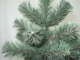 Елка новогодняя зеленая искусственная 1,5 м ПВХ «Сказка» - фото 5