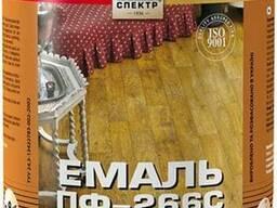 """Эмаль алкидная для пола ПФ-266 """"Спектр"""" 2, 8 кг"""